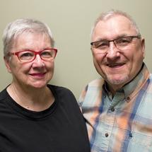 Bob and Barb - ECVO Volunteer