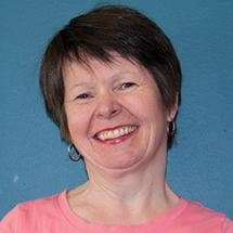 Janet - ECVO Volunteer