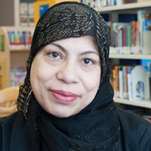 Sultana - ECVO Volunteer